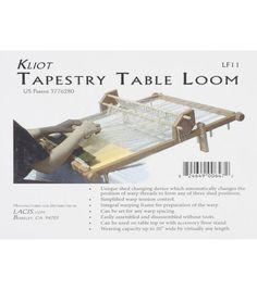 KLIOT TAPESTRY LOOM, , hi-res