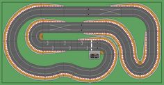 Page 11 of 18 - New Digital Track Designs - posted in Tracks & Scenery: - can you move all of page 10 to the thread below please?New by -> by -> by Permanent BuildThanks! Ho Slot Cars, Slot Car Racing, Slot Car Tracks, Race Tracks, Scalextric Digital, Scalextric Track, Funny Nurse Quotes, Nursing Quotes, Nursing Memes