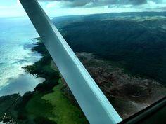 °Eines der unvergesslichsten  Erlebnisse meines Lebens. Wir sind mit einem kleinen Propellerflugzeug über das Riff geflogen. Ich habe schon selten so etwas schönes gesehen! °One of the most memorable experiences of my life. We flew over the reef with a small propeller plane. I've rarely seen such a beautiful thing! Maui, Hawaii, Drive In, Seen, Am Meer, Airplane View, Beautiful, Car Rental, Tour Operator
