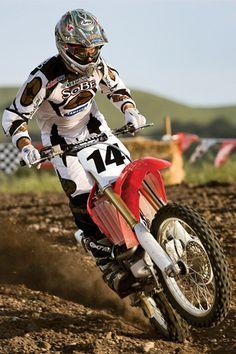 ♂ Sports Adventure - Motorcycle ride Honda CRF450R