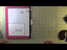 How to create an awesome border using the MISTI