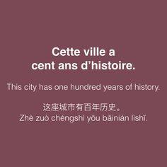 L'histoire est la connaissance et le récit des évènements du passé.