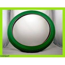 Copertura 20x1.95 k.rad 30 tpi Verde