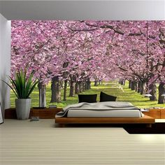 XL Nature Wall Decal, 254 x 184cm
