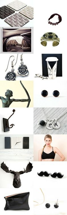 Black trends by Tubidu on Etsy--Pinned with TreasuryPin.com