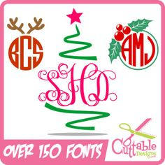 Free State Fonts/Stencils for Silhouette {and 10 fabulous State Craft Ideas} ~ Silhouette School