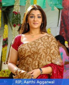 really sad news : Bollywood Tollywood Kollywood Actress- Famous as South Indian Movies Top Actress Aarthi Agarwal Dead..  read What happend with her on 24Faster.com