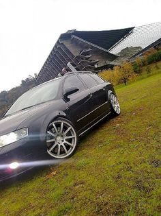 Modified Audi A4 B6 Avant S-Line 2004