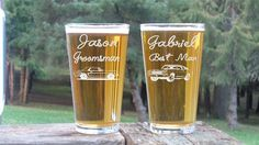 Check out this item in my Etsy shop https://www.etsy.com/listing/526154331/groomsman-pint-glass-chevelle-and