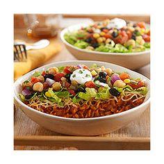 Get Bean Burrito Bowl Recipe from Food Network Mexican Food Recipes, Vegetarian Recipes, Dinner Recipes, Cooking Recipes, Healthy Recipes, Ethnic Recipes, Dinner Ideas, Going Vegetarian, Fun Recipes