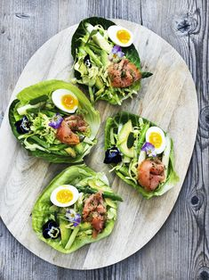 Påske- og pinsesalat - SalatTøsen