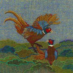 Original Art - Bright Seed Textiles £375