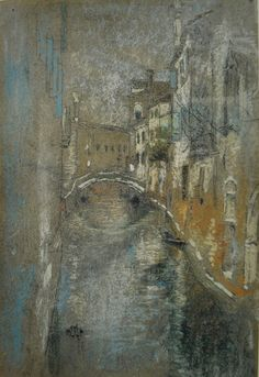 Whistler and The Art of The Barely Visible - Painting Class with David Dunlop James Abbott Mcneill Whistler, Pastel Art, Pastel Paintings, Art Society, Paper Drawing, Canadian Art, Chalk Pastels, London Art, Art Sketchbook