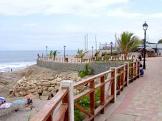 #Playa, #Mar - Ballenita, #Ecuador - Viajeros.com