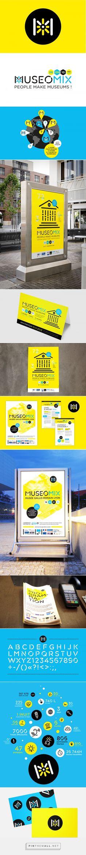 Museomix - Brand identity on Behance | Fivestar Branding – Design and Branding Agency & Inspiration Gallery