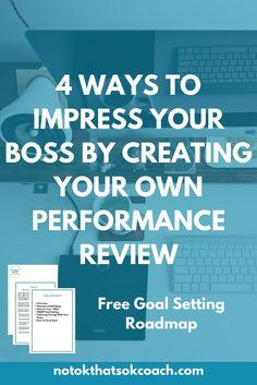 Career Development, Professional Development, Personal Development, Performance Goals, Annual Review, Career Advice, Career Help, Work Goals, Your Boss