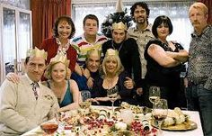 If you want a good depiction of the average British Christmas, look no further! Love it!