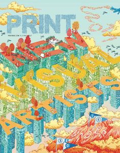 In Print Magazine Fall New Visual Artists Issue, meet Print's 2017 New Visual creatives under 30 who are shaping tomorrow's design landscape. Print Magazine, Magazine Design, Beer Packaging, Packaging Design, Print Design, Graphic Design, Design Shop, Portfolio Site, Creative Typography