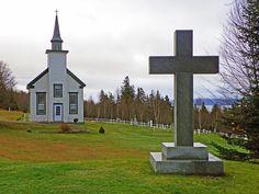 Cape Breton, Place Of Worship, Nova Scotia, Island, Places, Beautiful, Beauty, Islands, Beauty Illustration