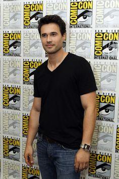 Brett Dalton: Marvel's Agents of S.H.I.E.L.D. at Comic-Con 2013