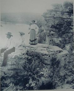 Stoner's Point or Lover's Leap, Calico Rock, Arkansas; Places To Travel, Places To Visit, Fort Smith, Southern Style, Vintage Pictures, Wild West, Arkansas, Great Places, The Past