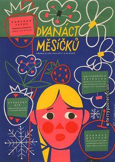 Movie poster, Czechoslovakia