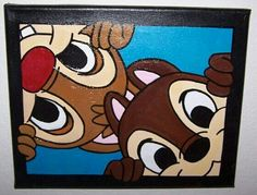 Birthday Paintings Canvas