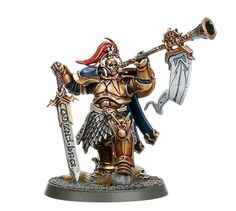Knight-Heraldor in Warhammer - Age of Sigmar (Follow to keep update!)