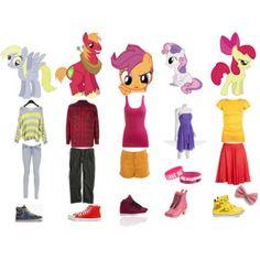 derpy sparkle clothing style | MLP: FIM - Polyvore