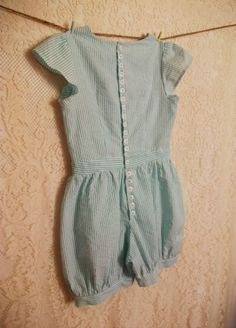 MADE TO ORDER bloomer playsuit by melissahojnacki on Etsy, $125.00