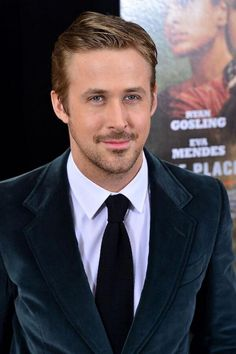 Happy birthday, Ryan Gosling! And thanks for the 3 hours of browsing to select this photo.
