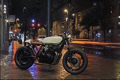 "57 likerklikk, 3 kommentarer – Brogue Motorcycles LLC (@brogue_motorcycles) på Instagram: ""Flash to to the past of our gorgeous CB750 frame off custom build! We really hope her owner is…"""