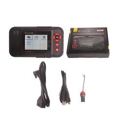 Launch CRP129 Creader VIII is not only including full function of OBDII /EOBD, but also support more functions of four systems (Engine, automatic transmission, anti-lock braking system and airbag) of main car models, such as read and reset code, multi-languages, data stream graphic display, storage and playback of dynamic data stream, and able to provide special functions, such as engine oil light reset, reset brake block, correct steering angle sensor.