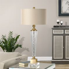 Uttermost Credera Table Lamp
