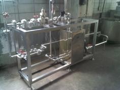 エゼクター式温水ユニット