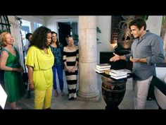 Exclusive: David Copperfield's Magic Trick for Oprah