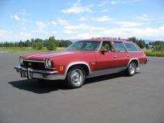 1973 Chevelle SS 454 Wagon (Rare!)