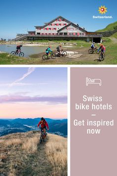Perfect Mountain Bike Holidays in the Swiss Alps
