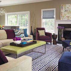 Living color Design Ideas, Pictures, Remodel and Decor