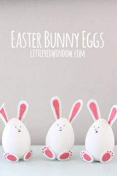45 Easy Easter Crafts - Ideas for Easter DIY Decorations & Gifts ...