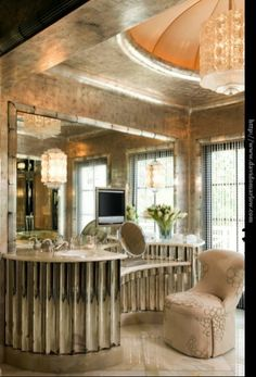 Bathroom Dressing Table