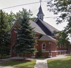 Sacred Heart Roman Catholic Church, 3882 Main Street (Chippawa), Niagara Falls, ON