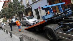 La grúa es 4 veces más cara en Zaragoza que en Melilla, según la Organización de Consumidores