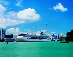 Superstar Virgo at Singapore Cruise Center