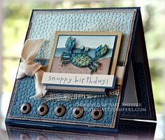 Pickled Paper Designs: Snappy Birthday, Terry!