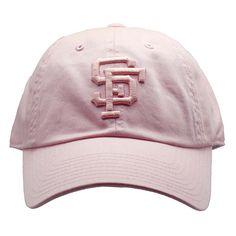 aab4a25c507 American Needle San Francisco Giants Tonal Ballpark Raglan Baseball Hat in  Pink Dad Caps