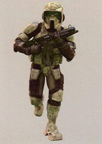 Kashyyk trooper