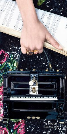 Dolce & Gabbana SS2017 Music Collection   Purely Inspiration