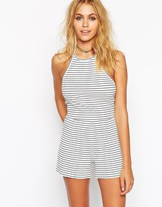 This ASOS halter crop top is too cute! http://asos.do/l5zg4p
