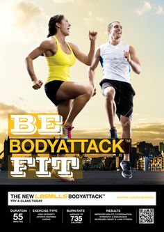 Les Mills BodyAttack 77 (2012 Q3): 1 Beautiful Day; 2 Get Dat Love; 3 Firework; 4 My Sharona; 5 I'm A Machine; 6 You And I (Technoposse Radio Edit); 7 Bounce (XNRG Remix); 8 Dominoes; 9 Mr Saxobeat; 10 I Like How It Feels; 11 Light It Up; 12 Don't Forget Your Roots